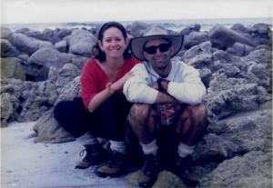 Rick and Laura 1996
